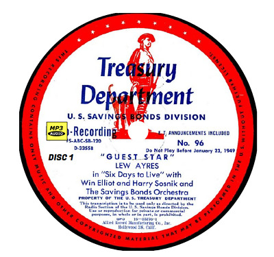 Guest Star (387 Shows) Old Time Radio Mp3 5 Cd's