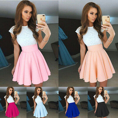 Women Evening Party Prom Formal Dress Lace Cocktail Bridesmaid Wedding Ball Gown