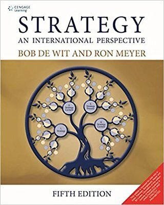 Strategy: An International Perspective, 5Th Edn