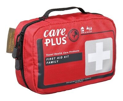 Care Plus First Aid Kit Family - Erste-Hilfe-Set