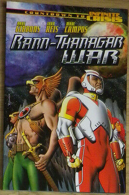 Rann-Thanagar War TPB