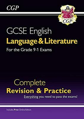 Grade 9-1 GCSE English Language and Literature Complete Revision... by CGP Books