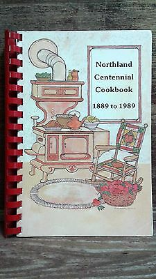Northland Christian Church Centennial Cookbook 1889 to 1989, Topeka, Kansas