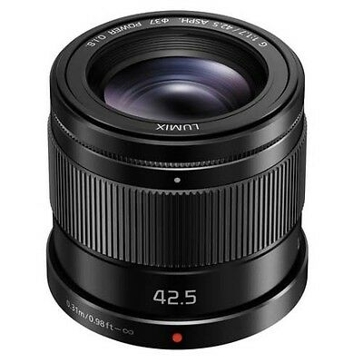 Panasonic LUMIX G 42.5mm F1.7 ASPH Power OIS Lens H-HS043K