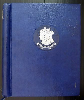OMNIBUS 1935 G.V Silver Jubilee Complete Fine/Used 249 Stamps in SEE BELOW AD622