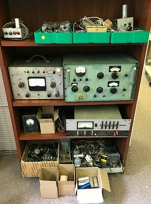 Large Lot of Electrical Test Equipment - Voltmeters, Potentiometers & More