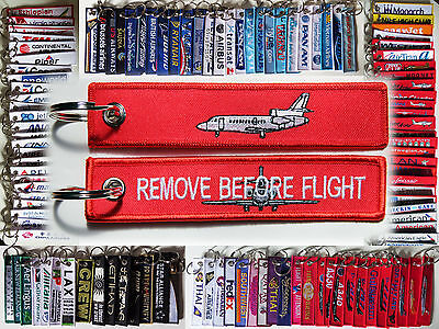 Keyring Dassault Falcon 900 Business Jet Remove Before Flight for pilots