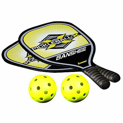 Franklin Sports 4 Piece Pro Paddle and Ball Set