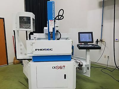 Versamax FDH56C CNC Submersible Small Hole EDM (Mfg 2015)