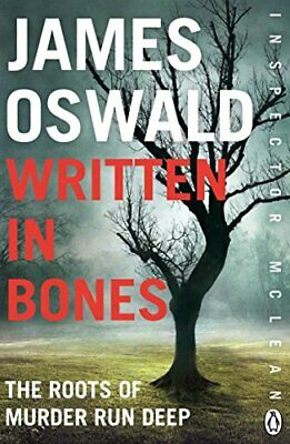 Written in Bones: Inspector McLean 7 by Oswald, James Book The Cheap Fast Free
