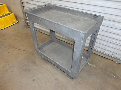 Rubbermaid Cart Model 4500 Used Good Condition