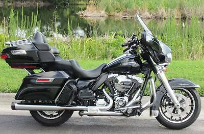 2014 Harley-Davidson Touring  2014 ULTRA CLASSIC TOP OF THE LINE ~ LOADED LOW MILES DEALER SERVICED LIKE NEW