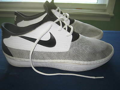 MEN'S NIKE SOLAR SOFT FASHION SNEAKERS SHOES sz US 14 , EUR 42.5