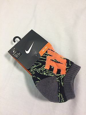 NWT Kids 5-6  Nike Soft.Dry Socks - Pack of 3