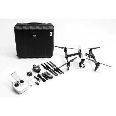 DJI Inspire 1 Quadcopter with 4K Camera and 3-Axis Gimbal with Suit Case