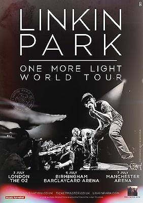 Linkin Park A3 Poster Print Art Pw04- Buy 2 Get 1 Free!!!