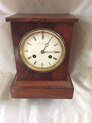 Antique Charles Frodsham Mantel Clock