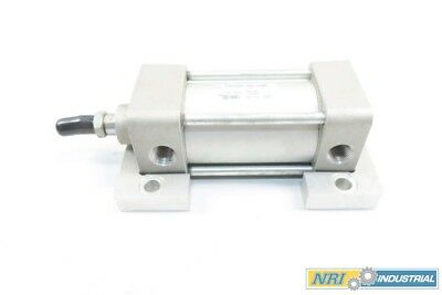 New Smc Ncda1S200-0200-Xc3Bd Double Acting Pneumatic Cylinder 250Psi D569696
