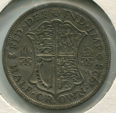 Great Britain - Half Crown 1928