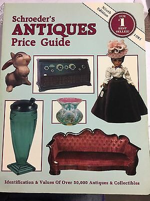 Schroeder's Antiques Price Guide Ninth Edition Book