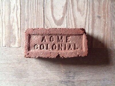 Antique Brick ******** Acme Colonial