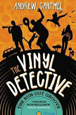The Vinyl Detective - The Run-Out Groove (Vinyl Detective 2) by Andrew Cartmel