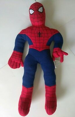 "Used 27"" inch Ultimate Spider-Man Stuffed/Plush, Marvel Comics"