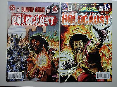 Holocaust   Lot of 4   (Various Numbers)   High Grade VF/NM