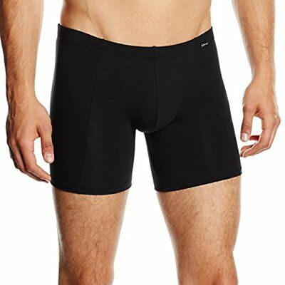 (TG. XL) nero (Schwarz  (BLACK 7662)) Skiny - Option, Slip da uomo, nero (schwar