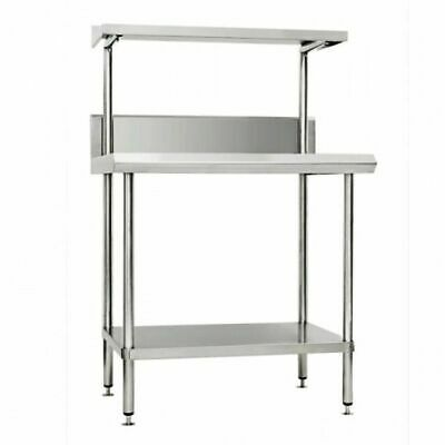 Simply Stainless Salamander Bench 900x700x900mm Stainless Steel Kitchen