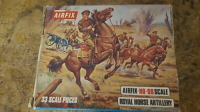 1/72 Airfix Soldiers 3 Empty Boxes