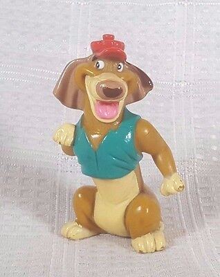 """1989 All Dogs Go To Heaven ITCHY Figure Made for Wendy's 3"""""""