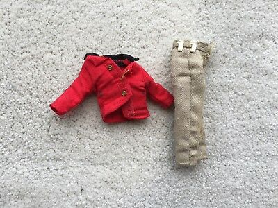 Breyer Horse Traditional Accessory Doll Clothes Red English Jumping Jacket Pants