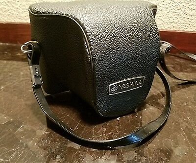 Yashica Electro 35 G Excellent Vintage with Carry Case Lens Cover