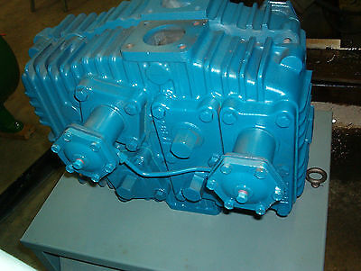Quincy 5120 remanufactured 25HP compressor heads