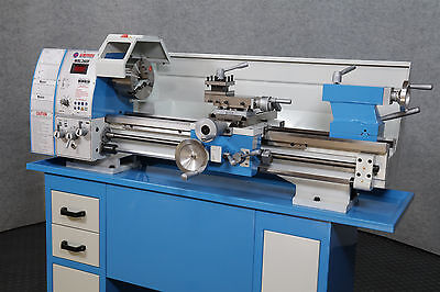 "WEISS WBL290F Bench Top 11"" x 29"" LATHE - Belt Drive ALL Leadscrews are Imperial"