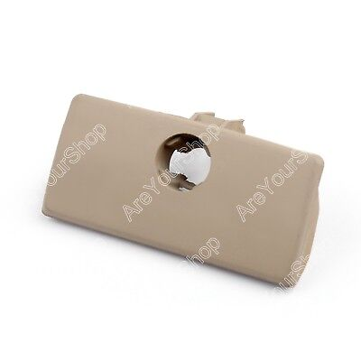 New Car Glove Box Cover Handle Lock Hole for VW Passat Golf MK4 1998-2005 Beige