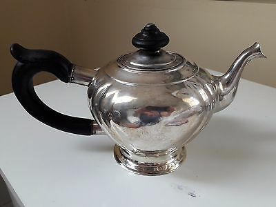 Rare Russian Silver Teapot, Moscow 1775
