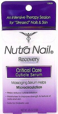 Nutra Nail Recovery Critical Care Cuticle Serum 13020