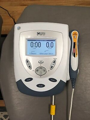 Chattanooga Intelect Laser Console With 1 Single Laser Applicator  Chiropractic