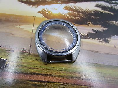 Vintage Seiko Watch Case No Back Part   Fit Seiko 6139 Automatic Watch Movement