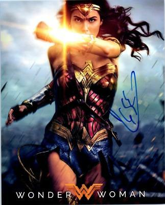 Gal Gadot 8x10 signed photo autographed Picture + COA