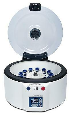 ELMI CM-7S Benchtop Swing Out Centrifuge, 12x15mL Rotor 6M.05 Included