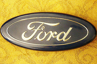 FORD Motor Company Watch Box.  Box only Metalic