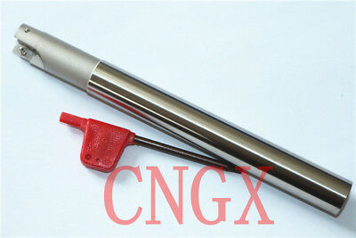 16×200mm NEW BAP300R C16-16-200-2T Indexable End Mill Holder For APMT1135PDER