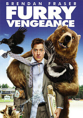 Furry Vengeance [New DVD] Ac-3/Dolby Digital, Dolby, Subtitled, Widescreen