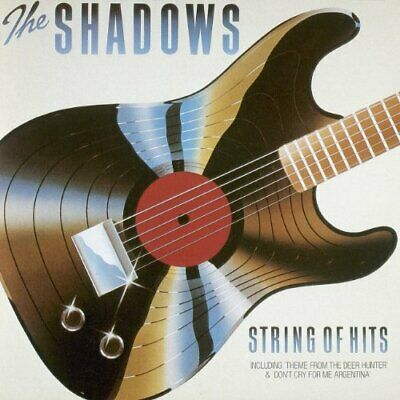 Shadows, The - String Of Hits - Shadows, The CD QFVG The Cheap Fast Free Post
