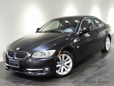 2013 BMW 3-Series 328i xDrive 2013 BMW 328xi COUPE NAV PREMIUM/COLD-WEATHER-PACKAGE HEATED-STEERING MSRP$48k