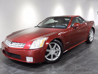 2006 Cadillac XLR 2dr Convertible 2006 CADILLAC XLR CONVERTIBLE NAV HEATED-SEATS PDC HEADS-UP XENONS POWER-TRUNK