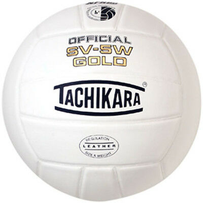 Tachikara Gold Competition Highschool Premium Leather Volleyball